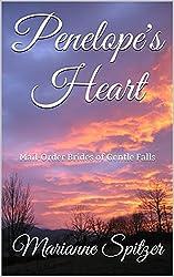 Penelope's Heart: Mail-Order Brides of Gentle Falls