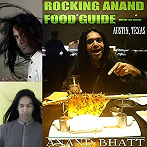 Rocking Anand Food Guide Audiobook