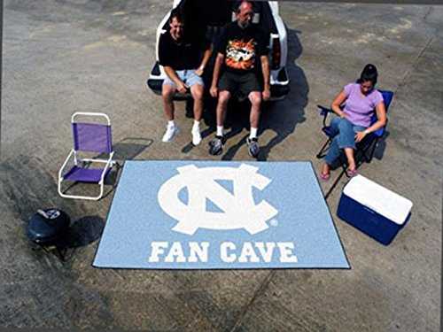 Wholesale FanMats UNC University of North Carolina - Chapel Hill Fan Cave UltiMat Rug 60x96, [Collegiate, Other Colleges] ()