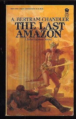 book cover of The Last Amazon