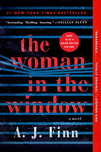 The Woman in the Window: A Novel (Best Fiction For Women)