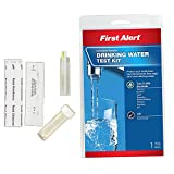 First Alert WT1 axvbSQ Drinking Water Test Kit, 5 Units