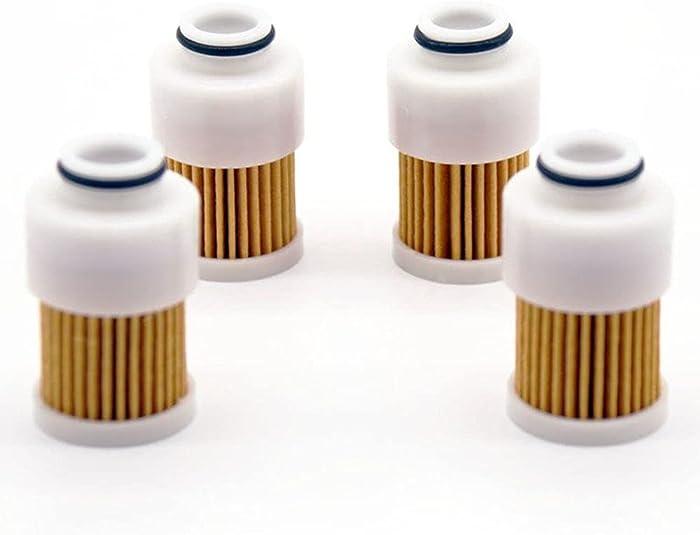 Updated 2021 – Top 10 Mercury 60 Hp 4 Stroke Fuel Filter Replacement