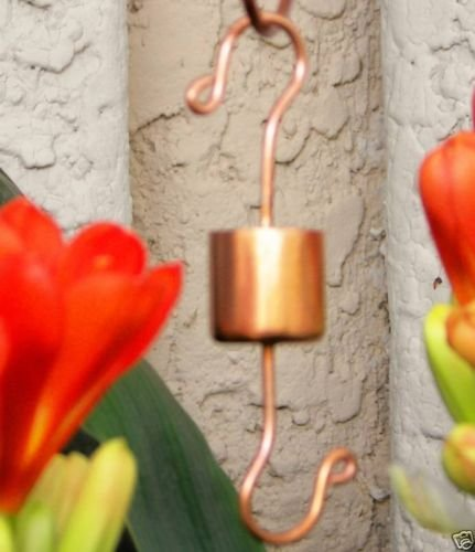 Solid Copper Ant Trap Guard Moat for Hummingbird Feeder