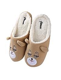 Aerusi Children's Teddy Bear Slippers