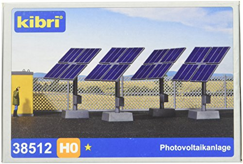 (Kibri 38512 Photocells for Plants HO Scale Model)