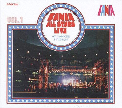 FANIA ALL STARS - LIVE AT YANKEE STADIUM: VOL 1 (OGV) (FRA)