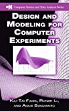 img - for Design and Modeling for Computer Experiments (Chapman & Hall/CRC Computer Science & Data Analysis) by Kai-Tai Fang (2005-10-14) book / textbook / text book