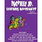 Bugville Jr. Learning Adventures Collection #2 | Robert Stanek