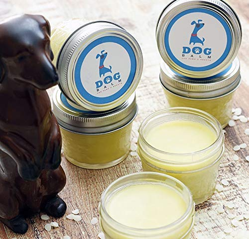(Universal Dog Balm - paws, nose, skin relief ointment for pets)