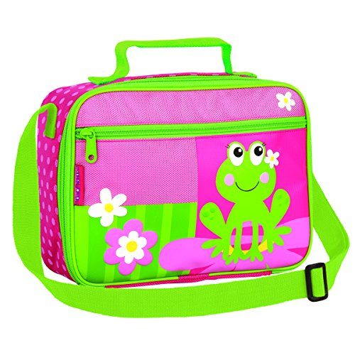 Stephen Joseph MJ570125B Lunchbox-Thermo-Tasche Frosch