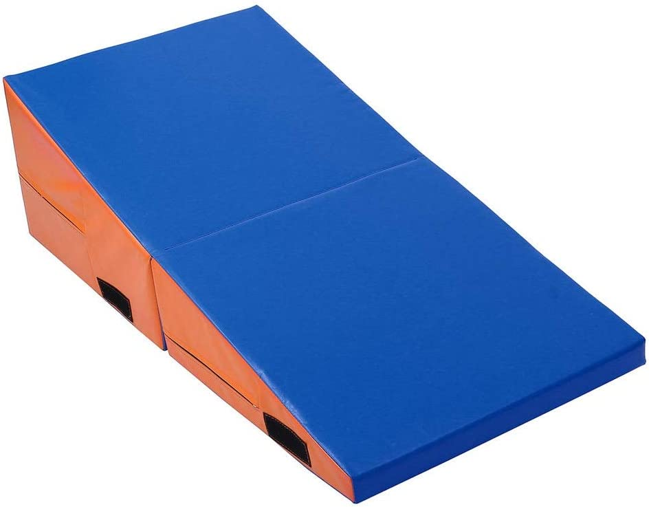 Colchonetas de ejercicio Plegable Gimnasia Yoga Mat Ejercicio ...