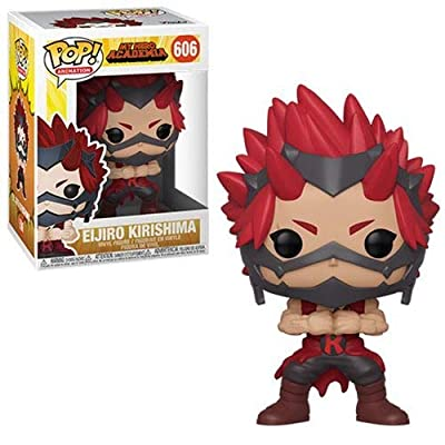 Funko Pop! Animation: My Hero Academia - Kirishima: Toys & Games