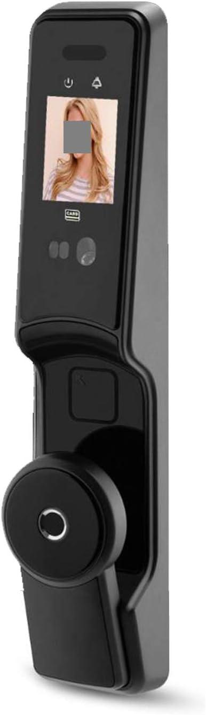 Regalos memorables Cerradura de puerta con código Cerradura de puerta exterior Totalmente automática Reconocimiento facial Cerradura electrónica de huellas digitales Puerta de seguridad Cerradura