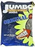 JUMBO SUNFLOWER SEEDS Sunflower Seeds, Original, 10.5-Ounce (Pack of 6)