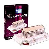 CubicFun Parthenon Athen Greece 3D Puzzle