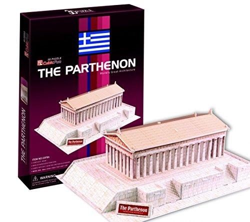 Parthenon 3D Puzzle (Ancient Greece Kits)