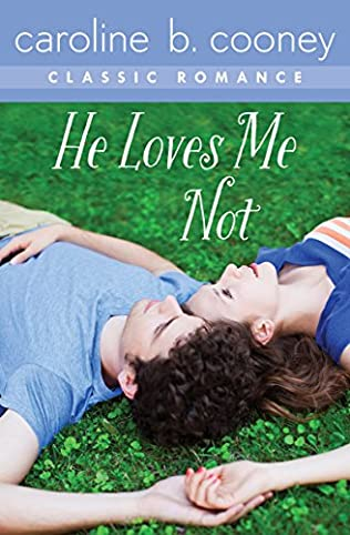 book cover of He Loves Me Not