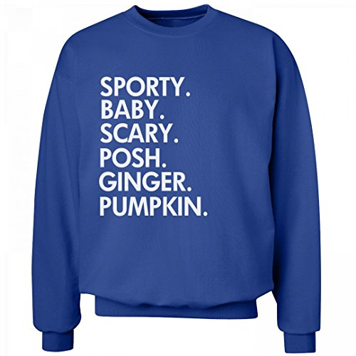 I'm Pumpkin Spice: Unisex Hanes Ultimate Crewneck - Sporty Spice Outfit