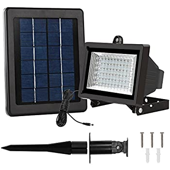 Lte 60 Led Solar Lights Outdoor Security Floodlight 300 Lumen Ip65 Waterproof Auto Induction Solar Flood Light For Lawn Garden