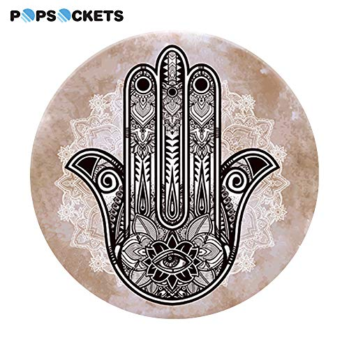 PopSockets: Collapsible Grip & Stand for Phones and Tablets - Hamsa