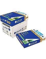 ورق تصوير ونسخ ايه 4 من اطلس. 500 ورقة × 5، 80 غرام بالمتر المربع عالي الجودة