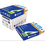 Atlas Photocopy A4 Paper 500 Sheet X 5 80 GSM HQ