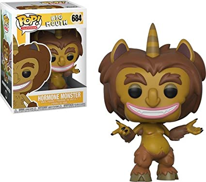 Amazon.com: Funko Pop Television: Big Mouth - Hormone Monster ...
