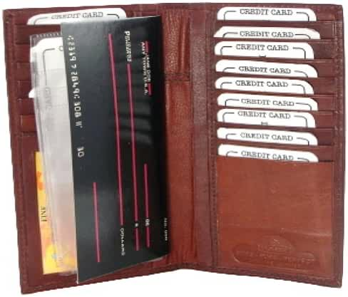 Checkbook Holder Wallet