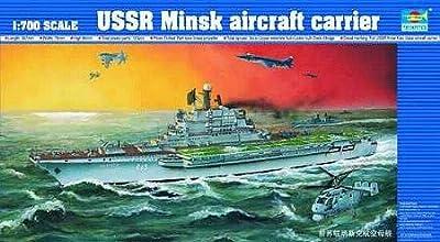 USSR Minsk Carrier 1/700 Trumpeter