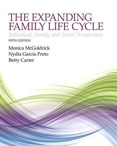 The Expanding Family Life Cycle: Individual, Family, and Social Perspectives by Pearson