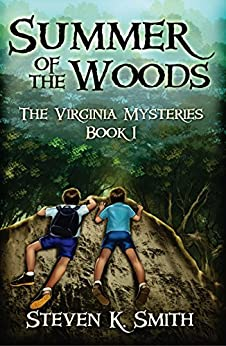 Summer of the Woods (The Virginia Mysteries Book 1) by [Smith, Steven K.]