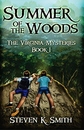 Summer of the Woods (The Virginia Mysteries Book