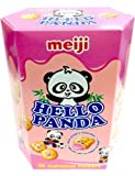 Meiji Hello Panda LARGE Strawberry Biscuit, 9.1oz