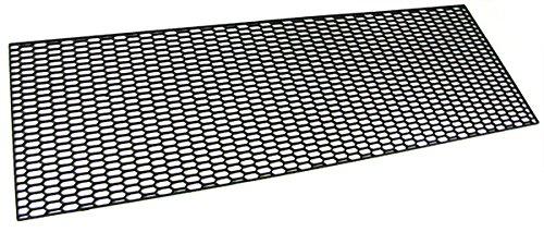 Plastique ABS grille 120x 40cm waben Sport Race Course Barbecue pare-chocs grossier