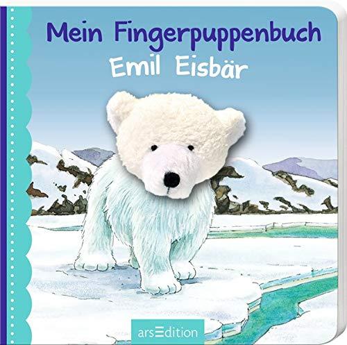 Mein Fingerpuppenbuch Emil Eisbär Amazonde Andrea Gerlich
