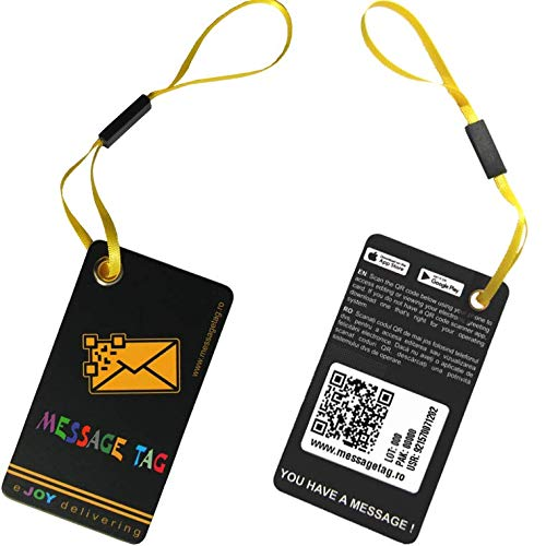 ting cards, QR code-based for personalize your gifts ()