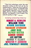 The Best From Fantasy and Science Fiction, 9th Series: Flowers for Algernon (Ace Books, No. F-267)