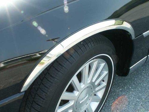 lincoln town car fender - 4