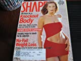 Shape Magazine (Manon Von Gerkan , Knockout Body , No-Fail Weight Loss, February 1999)