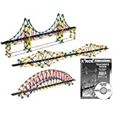 K'NEX Education – Real Bridge Building Set – 2304 Pieces – Ages 10+ Construction Educational Toy