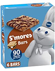 Pillsbury Softbake S'Mores Flavour Bars, 6 Count (Pack of 1)