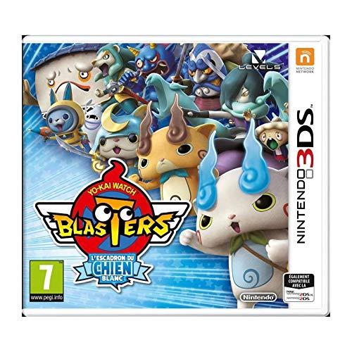 Yo-Kai Watch : Blasters [3DS] : L'escadron du chien Blanc   Nintendo