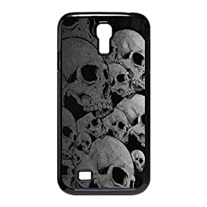 Classic Case Skull pattern design For Samsung Galaxy S4 I9500 Phone Case