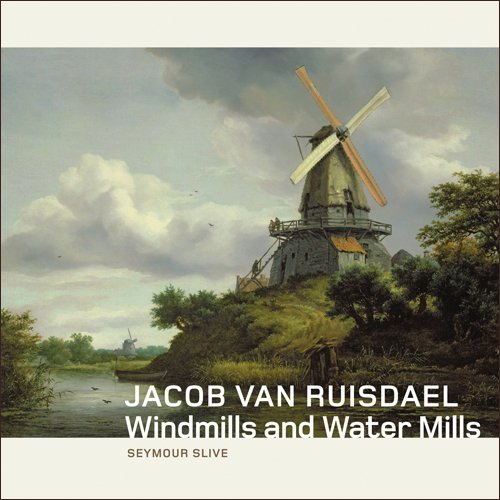 Jacob van Ruisdael: Windmills and Water Mills (Jacob Windmill)