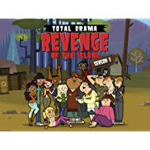 Total Drama Revenge of the Island Season 1