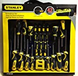 Stanley Screwdriver Set 42 Pcs - STHT0-62113