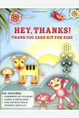 Hey, Thanks!: A Fun Card-Making Kit for Grateful Kids Cards