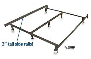 Knickerbocker Monster Metal Bed Frame