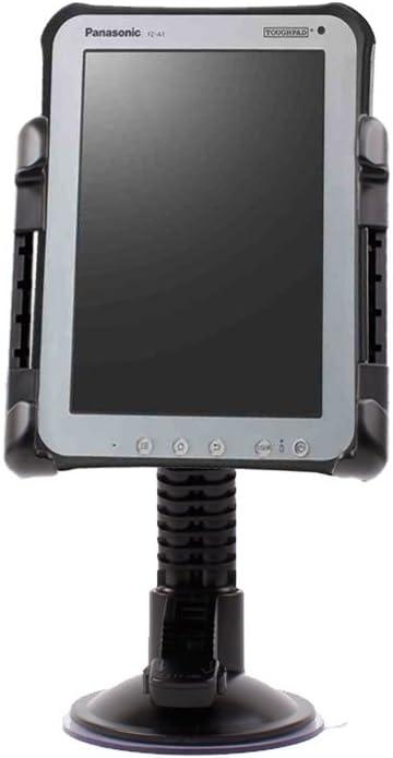 FZ-G1 et 4K Windows 8 Tablet parebrise Ajustable Voiture pour tablettes tactiles Panasonic Toughpad JT B1 DURAGADGET Support Rotatif FS A1 180/°